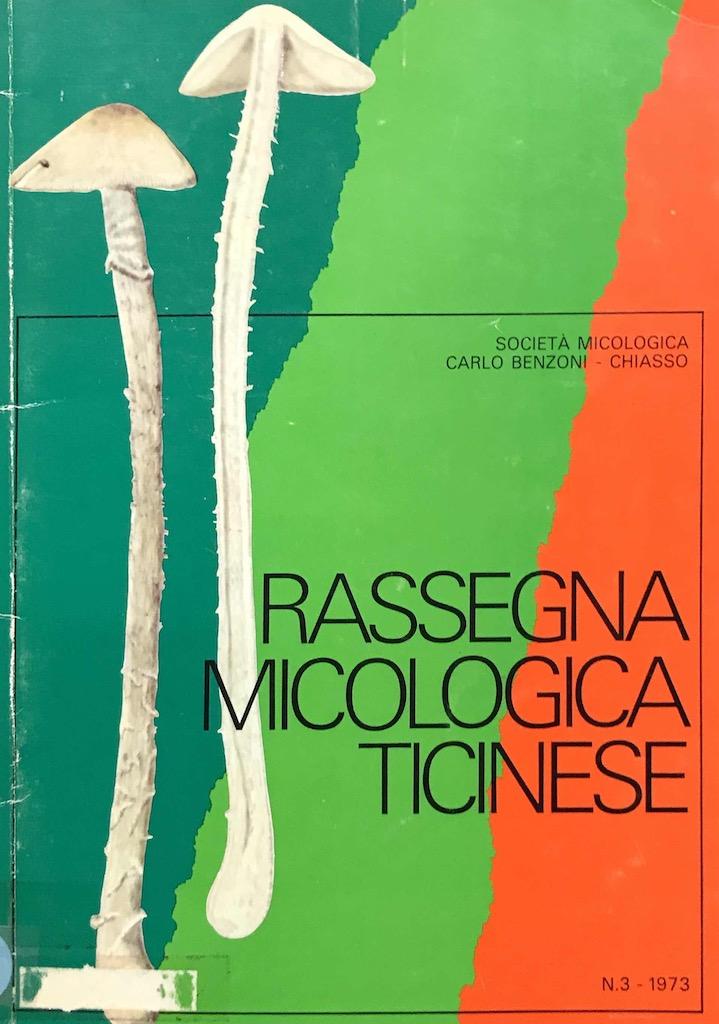 Rassegna Micologica Ticinese 3